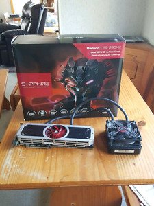AMD R9 295x2 (Willing to negotiate)