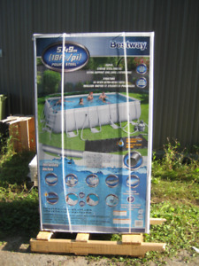 New - Above Ground Pool (still in the box)