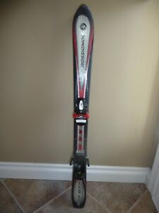 Youth ROSSIGNOL Skis, Boots and Bindings Kitchener / Waterloo Kitchener Area image 1