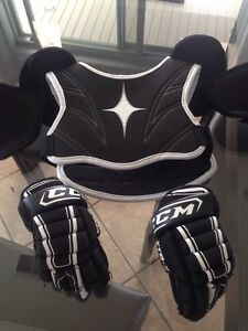 Equipement hockey 4-5 ans