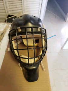 Masque gardien hockey junior