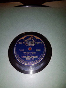 Lot of Jewish 78 rpm records