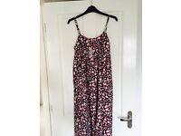 Maternity Maxi Dress by Papaya size 8 Brand new