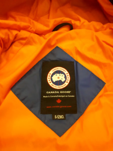 Canada Goose Baby Bunting bag - 6-12 Months