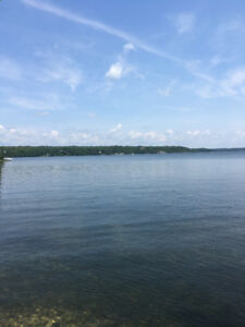 2 ACRE WATERFRONT UPPER RIDEAU LAKE WESTPORT