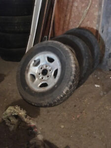 Sturdy Truck Tires and Rims For Sale