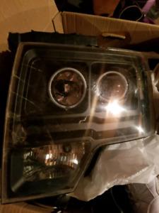 F150 Halo Projector Lights