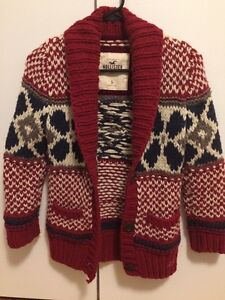 Sweater HOLLISTER  CHRISTMAS COLOURS