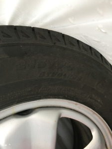Michelin Xice2 215/70R16 Winter Tires  For Sale