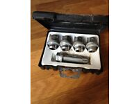 Toyota Celica 1999-2006 locking wheel nuts