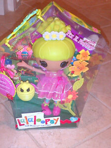 Lalaloopsy Pix E. Flutters Doll NEW UNOPENED Packaging