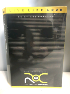 Sealed Monster ROC Sport Over ear Headphones by Cristiano Ronald