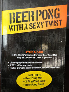 Strip & Dare Beer Pong with a Sexy Twist - Brand new never used Kitchener / Waterloo Kitchener Area image 4