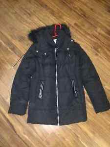 Black Size Medium Maternity Jacket