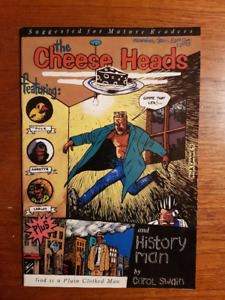 The Cheese Heads #2