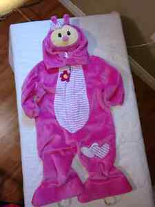 Toddler Bug Costume 18-24m  Excellent Condition