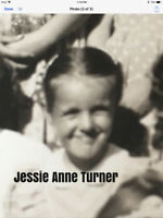 Seeking Jessie Anne Turner born June 18, 1935 in Vancouver, B.C.