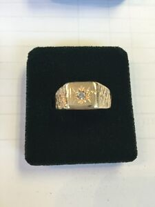 Men's GOLD Rings CHECK IT OUT!! London Ontario image 5