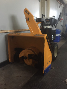 Cub Cadet Snowblower - New Price! $1200 Reduced