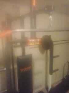 weight equipment/machine  york 3230  $150 Cambridge Kitchener Area image 3