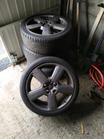 Audi 18 inch wheels