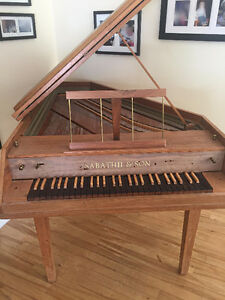 1972 Sabathil & Son Harpsichord (Single Manual)