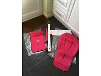 Bugaboo Cameleon Hot Pink Accessories