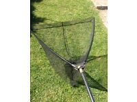 Landing net and pole (32 inch)
