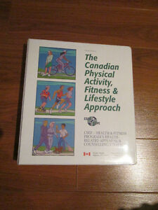 Canadian Physical Activity, Fitness & Lifestyle Approach by CSEP