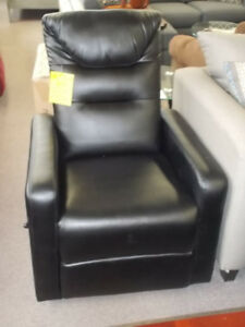 Incredible sale on NEW recliners. $299 each.