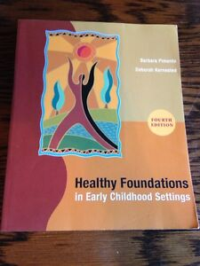 Healthy Foundations in Early Childhood Settings London Ontario image 1
