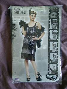 1920s Flapper Girl outfit!