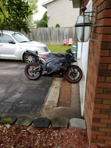 2008 CBR600RR with Woolich racing Autotune system
