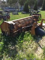 HLA SNOW WING 10'-16' plow