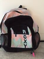 ROXY BACK PACK NEW