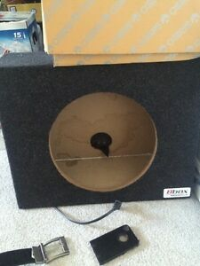 """10"""" subwoofer box for truck"""