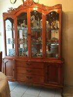 Italian antique dining room set URGENT