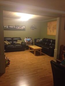 3 Bedroom apartment for rent in Haileybury On.