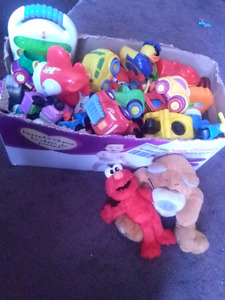 Box Baby toodler toys
