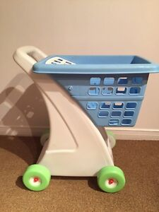 Little tikes grocery toy cart