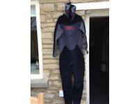 Wetsuit xl and shoes 10 (new)