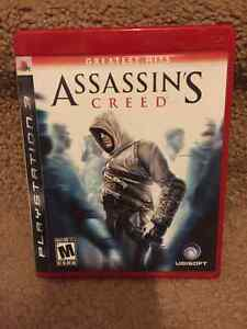 Assassin's Creed for Playstation 3