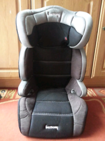 Harmony car seat for weight 15kg to 36kg open to offers.