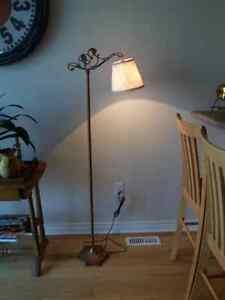 """""""Price Reduced"""" Antique Floor Lamp London Ontario image 4"""
