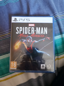 Miles Morales PS5 NEW SEALED