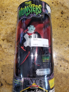 MUNSTERS COLLECTIBLE GRANDPA DOLL