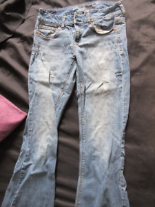 Size 8 American Eagle jeans