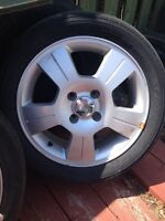 Ford alloy mags
