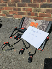 Buggy board and extender kit