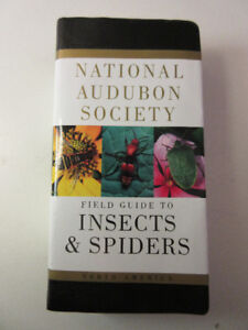 New:  National Audubon Society Field Guide to Insects & Spiders